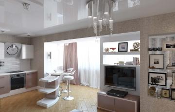 Квартира ул.Седова