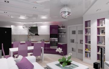 Квартира на ул.Монтажников