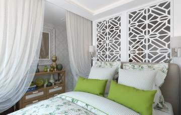 Дизайн интерьера небольшой квартиры на ул. Елизарова Тюмень